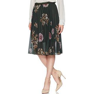 デシグアル(DESIGUAL)の新品 デシグアル 定価15,900円 スカート  グリーン サイズ38 or40(ひざ丈スカート)