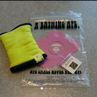 アベイシングエイプ(A BATHING APE)のA BATHING APE  リストサポーター(バングル/リストバンド)