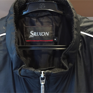 スリクソン(Srixon)のスリクソン 軽量ダウンベスト(ダウンジャケット)