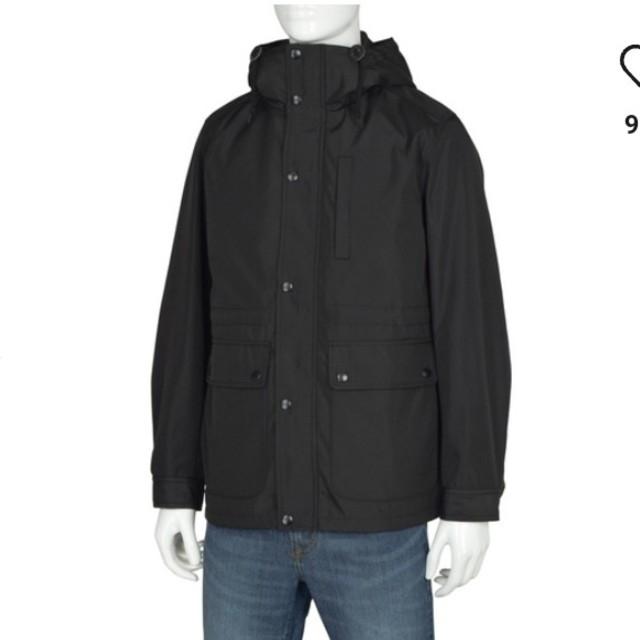GU(ジーユー)の3WAYマウンテンパーカー メンズのジャケット/アウター(マウンテンパーカー)の商品写真