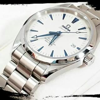 オメガ(OMEGA)のオメガ シーマスター アクアテラ コーアクシャル 2503.33 自動巻き(腕時計(アナログ))