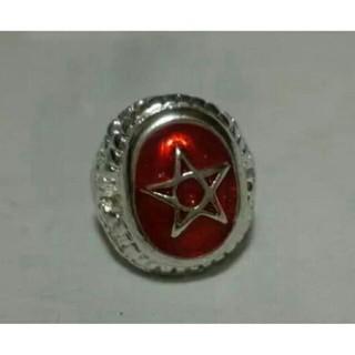 ラルクhyde着用タイプ スターリング レッド19号(リング(指輪))