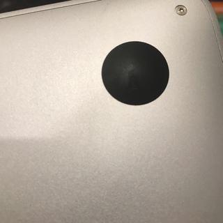 マック(Mac (Apple))のMacBook air 2017 箱など、もろもろ付いてます!(ノートPC)