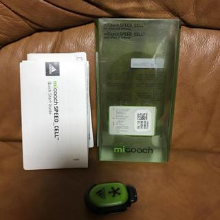 アディダス(adidas)のspeed cell  iPhone v42038 定価8295マラソン未使用(その他)