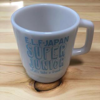 SUPERJUNIOR 公式 カップ
