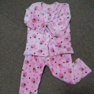 シマムラ(しまむら)の★ここすけ★様専用 中古美品 キッズ女の子パジャマ 100cm(パジャマ)