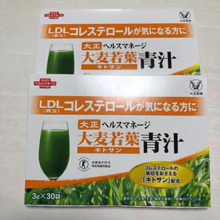 タイショウセイヤク(大正製薬)の大麦若葉青汁(青汁/ケール加工食品 )
