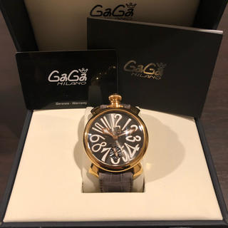 ガガミラノ(GaGa MILANO)のGaGaMILANO 5011.07S(腕時計(アナログ))
