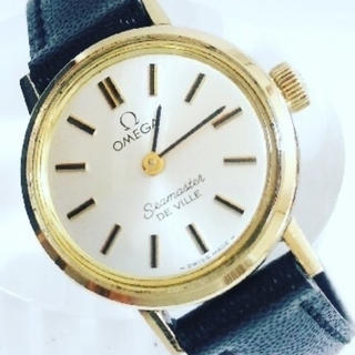 オメガ(OMEGA)の美品!希少!売り切り価格!オメガ レディース腕時計(腕時計)