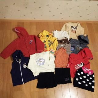 スキップランド(Skip Land)の子供服 まとめ売り  90~100サイズ 10枚セット+追加あり(その他)