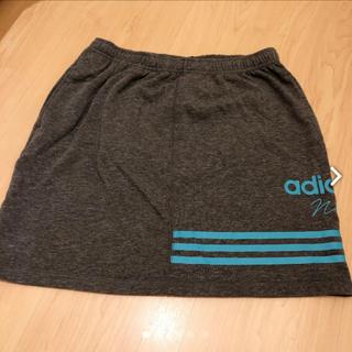 アディダス(adidas)のadidas グレースカート 新品(ミニスカート)