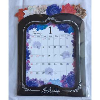 ワコール(Wacoal)の新品 未使用 Wacoal サルート 2019カレンダー 春夏コレクション(カレンダー/スケジュール)