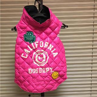 ドッグデプト(DOG DEPT)のドッグデプト大型犬ダウンベスト(ペット服/アクセサリー)