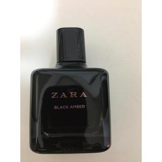 ザラ(ZARA)のZara 香水 ブラックアンバーオードトワレ(ユニセックス)