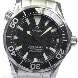 オメガ(OMEGA)のオメガ シーマスター300 2262.50 (腕時計(アナログ))