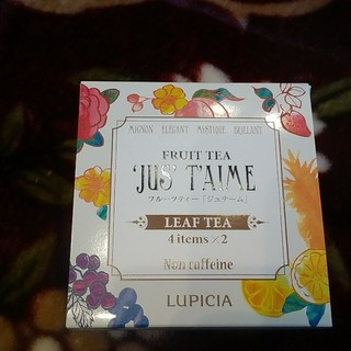 ルピシア(LUPICIA)の☆ルピシア☆フルーツティ【ジュテーム💎】4袋(茶)