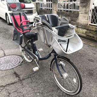 子供乗せ自転車 FRACERS 3人乗りママチャリ