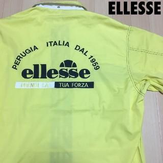 エレッセ(ellesse)の#3881 ellesse エレッセ ジャンパー ブルゾン ビッグロゴ(ブルゾン)