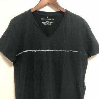 クリスヴァンアッシュ(KRIS VAN ASSCHE)のクリスヴァンアッシュ Tシャツ(Tシャツ/カットソー(半袖/袖なし))