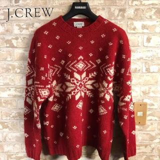 ジェイクルー(J.Crew)のJ.CREWセーター(ニット/セーター)