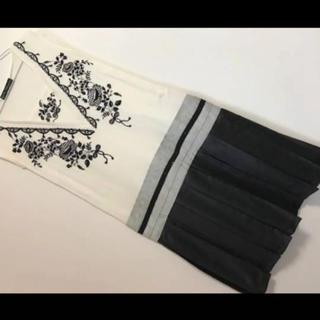 ケイタマルヤマ(KEITA MARUYAMA TOKYO PARIS)のケイタマルヤマ ワンピース(ひざ丈ワンピース)