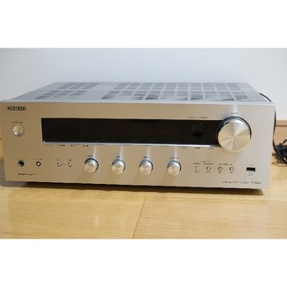 オンキヨー(ONKYO)のONKYO ネットワークステレオレシーバー TX-8050(アンプ)