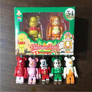 ベアブリック ディズニークリスマス