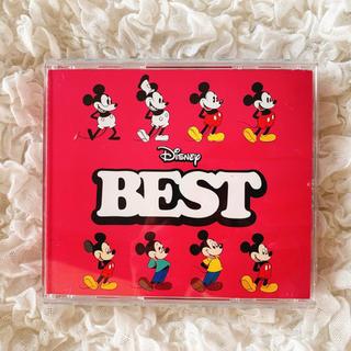 ディズニー(Disney)のディズニー BEST CD(アニメ)