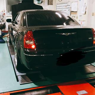 クライスラー(Chrysler)の平成21年式クライスラー300c(車体)