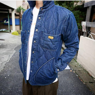 ネイタルデザイン(NATAL DESIGN)のネイタルデザイン キルテッドシャツ4(シャツ)