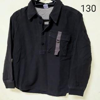 シップスキッズ(SHIPS KIDS)のSHIPSキッズ シャツ 130(Tシャツ/カットソー)