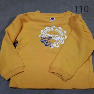 シップスキッズ(SHIPS KIDS)のSHIPSキッズ トレーナー 110(Tシャツ/カットソー)