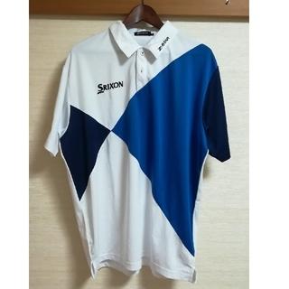 スリクソン(Srixon)の【送料込】スリクソン 半袖ポロシャツ 3L 2枚(ウエア)