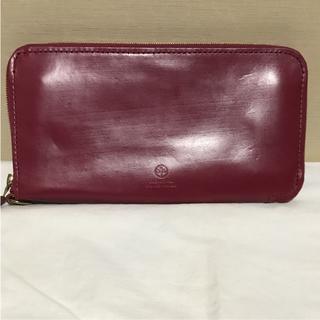 グレンロイヤル(GLENROYAL)のGLENROYAL グレンロイヤル  ラウンドファスナー 財布 ウォレット(長財布)