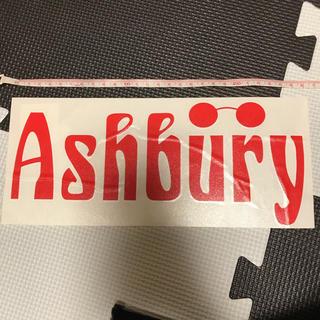 ASHBURYステッカー★アシュベリー(その他)