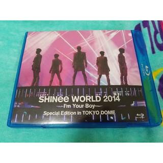 シャイニー(SHINee)のSHINee 「I'm Your Boy」Blu-ray(K-POP/アジア)