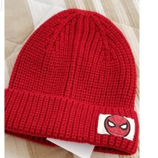 マーベル(MARVEL)のスパイダーマンニット帽(帽子)