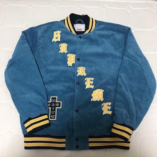 シュプリーム(Supreme)の新品 S Old English Corduroy Varsity Jacket(ノーカラージャケット)