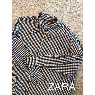 ZARA - ZARA ザラ バレンシアガ風 ブラウス☆