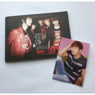シャイニー(SHINee)のSHINee ☆ 2009 YEAR OF US ☆ ジョンヒョン公式生写真 ♪(K-POP/アジア)