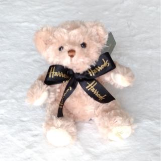 ハロッズ(Harrods)のHarrods Jacob Bear ぬいぐるみ テディベア S 15cm(ぬいぐるみ/人形)