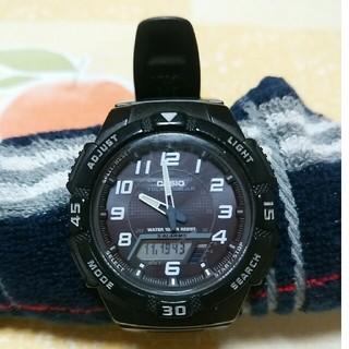 カシオ(CASIO)のメンズ腕時計 CASIO  AQ-S800W(腕時計(アナログ))