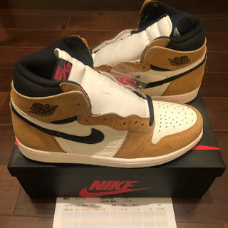 NIKE - 27.5cm nike jordan 1 rookie of the year