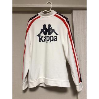 カッパ(Kappa)のkappa トレーナー(トレーナー/スウェット)