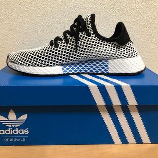 adidas - 半額以下! アディダス オリジナルス ディーラプト ランナー 黒/白 27.0