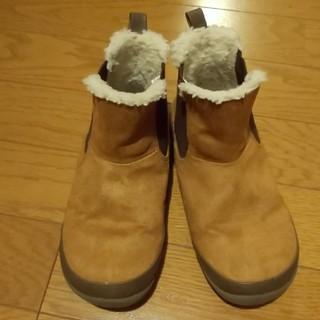 ムジルシリョウヒン(MUJI (無印良品))の無印良品 ブーツ18-19cm(ブーツ)