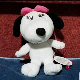 SNOOPY 新品BELL がま口ポシェット