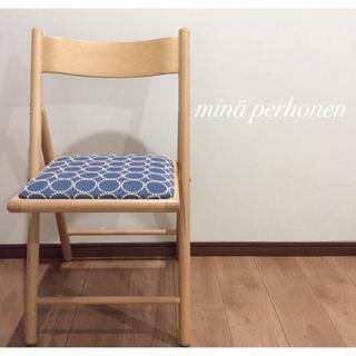 うみけたんさま専用 無印良品×minä perhonenの折りたたみイス(折り畳みイス)