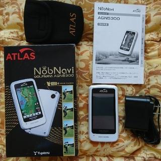 ユピテル(Yupiteru)のGPSナビ ATLAS NobNavi AGN5300(その他)
