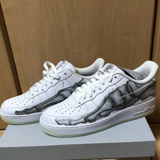 NIKE - 27.5 nike air force 1 07 skeleton qs